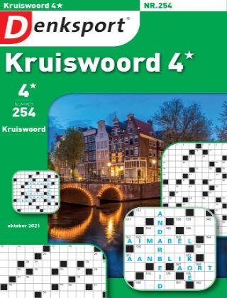Denksport Kruiswoord 4* 254