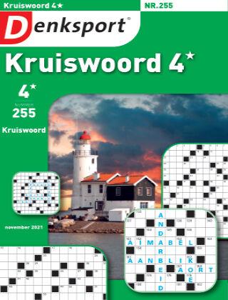 Denksport Kruiswoord 4* 255