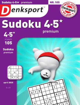 Denksport Sudoku 4-5* premium 105