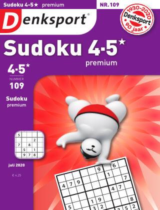 Denksport Sudoku 4-5* premium 109