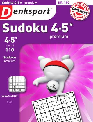 Denksport Sudoku 4-5* premium 110