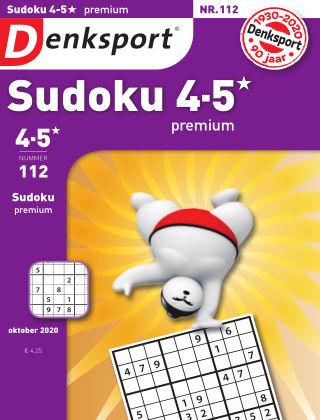 Denksport Sudoku 4-5* premium 112