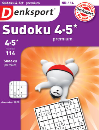 Denksport Sudoku 4-5* premium 114
