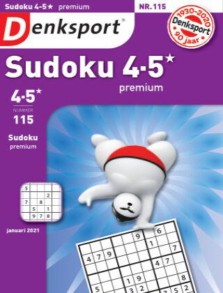 Denksport Sudoku 4-5* premium 115