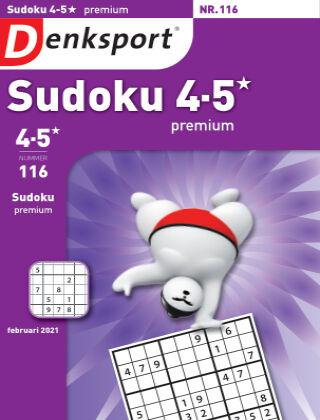 Denksport Sudoku 4-5* premium 116