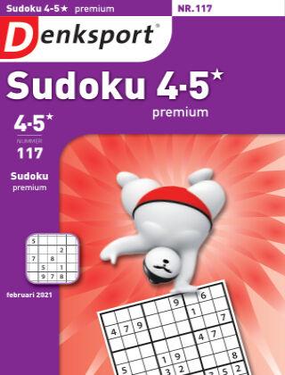 Denksport Sudoku 4-5* premium 117
