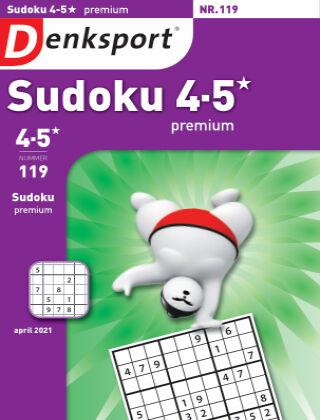Denksport Sudoku 4-5* premium 119