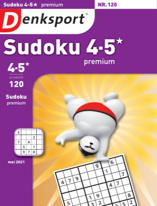 Denksport Sudoku 4-5* premium 120