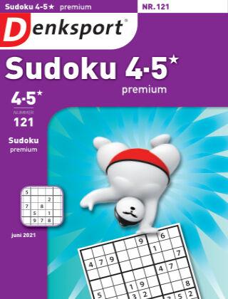 Denksport Sudoku 4-5* premium 121