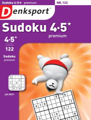 Denksport Sudoku 4-5* premium 122