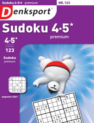 Denksport Sudoku 4-5* premium 123