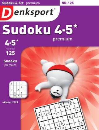 Denksport Sudoku 4-5* premium 125