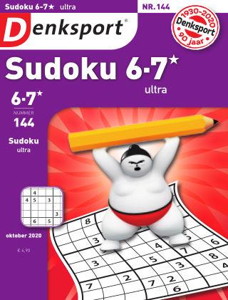 Denksport Sudoku 6-7*  ultra 144