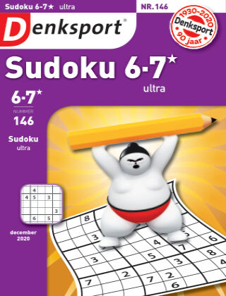 Denksport Sudoku 6-7*  ultra 146