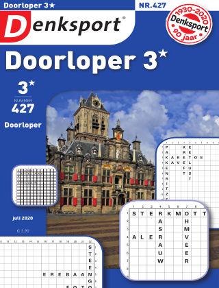 Denksport Doorloper 3* 427