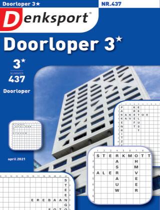 Denksport Doorloper 3* 437