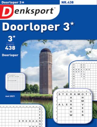 Denksport Doorloper 3* 438