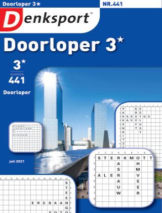 Denksport Doorloper 3* 441