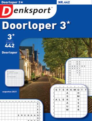 Denksport Doorloper 3* 442