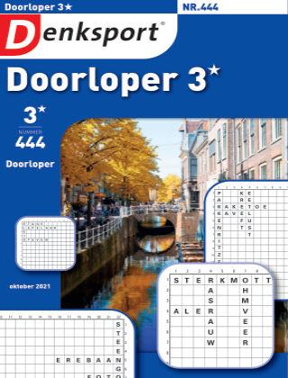 Denksport Doorloper 3* 444