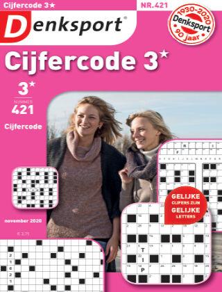 Denksport Cijfercode 3* 421