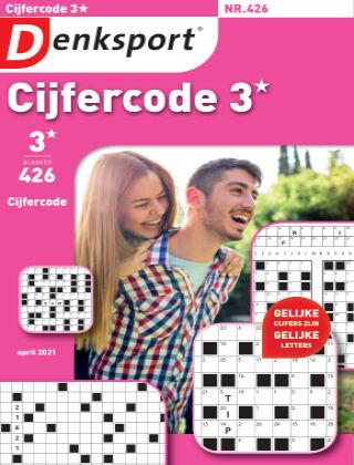 Denksport Cijfercode 3* 426