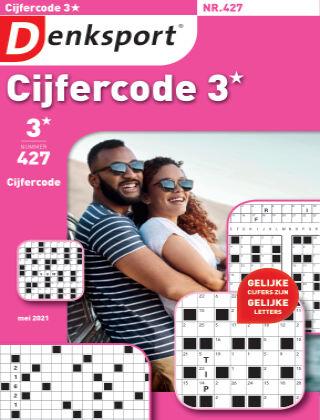 Denksport Cijfercode 3* 427