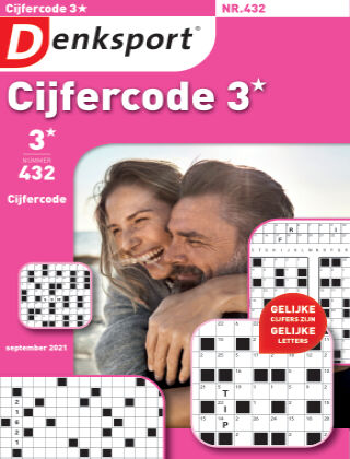 Denksport Cijfercode 3* 432