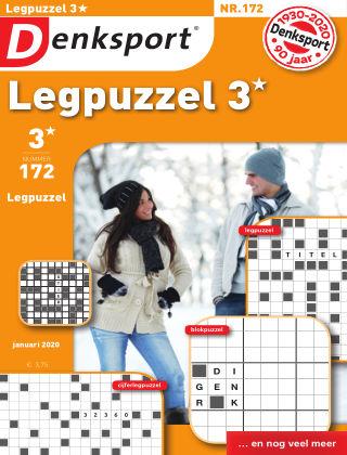 Denksport Legpuzzel 3* 172