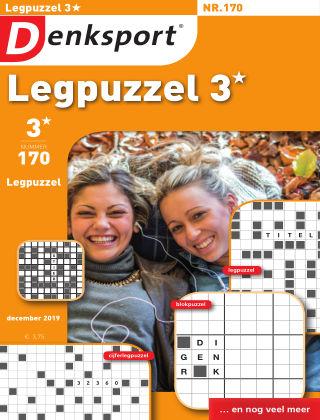 Denksport Legpuzzel 3* 170