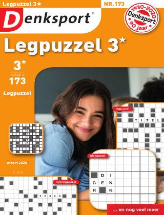 Denksport Legpuzzel 3* 173