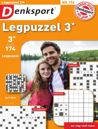 Denksport Legpuzzel 3* 174