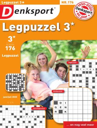 Denksport Legpuzzel 3* 176