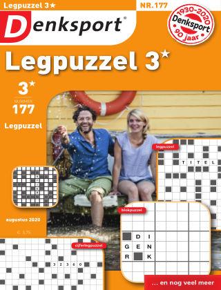 Denksport Legpuzzel 3* 177