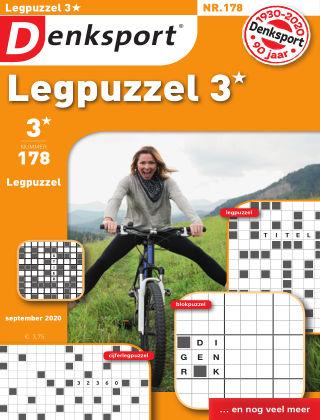 Denksport Legpuzzel 3* 178
