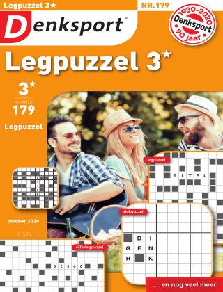 Denksport Legpuzzel 3* 179