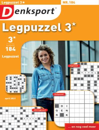 Denksport Legpuzzel 3* 184