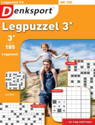 Denksport Legpuzzel 3* 185