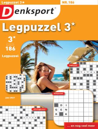 Denksport Legpuzzel 3* 186