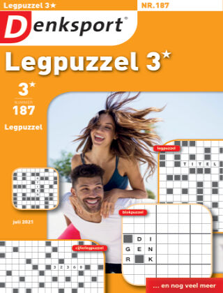 Denksport Legpuzzel 3* 187