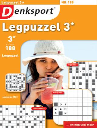 Denksport Legpuzzel 3* 188