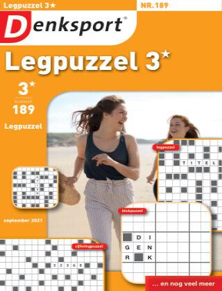 Denksport Legpuzzel 3* 189