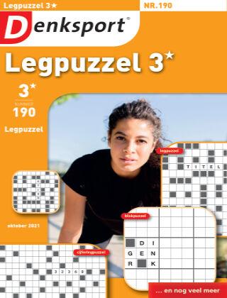 Denksport Legpuzzel 3* 190
