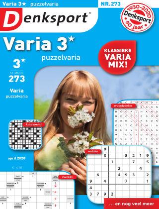 Denksport Varia 3* Puzzelvaria 273