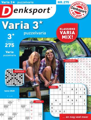 Denksport Varia 3* Puzzelvaria 275