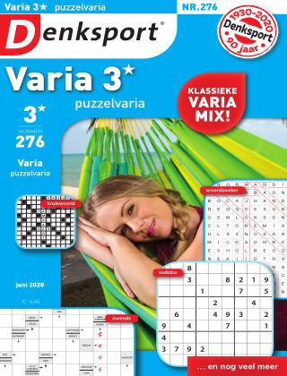 Denksport Varia 3* Puzzelvaria 276