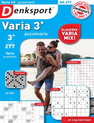 Denksport Varia 3* Puzzelvaria 277