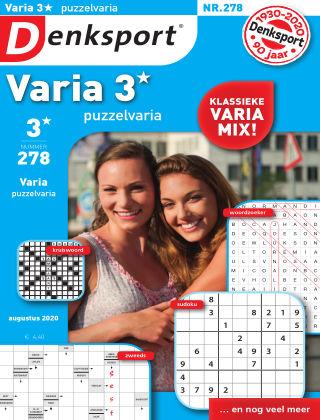 Denksport Varia 3* Puzzelvaria 278