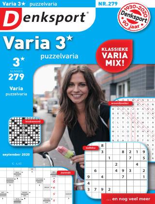 Denksport Varia 3* Puzzelvaria 279