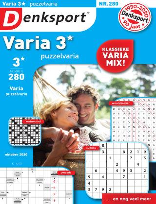 Denksport Varia 3* Puzzelvaria 280
